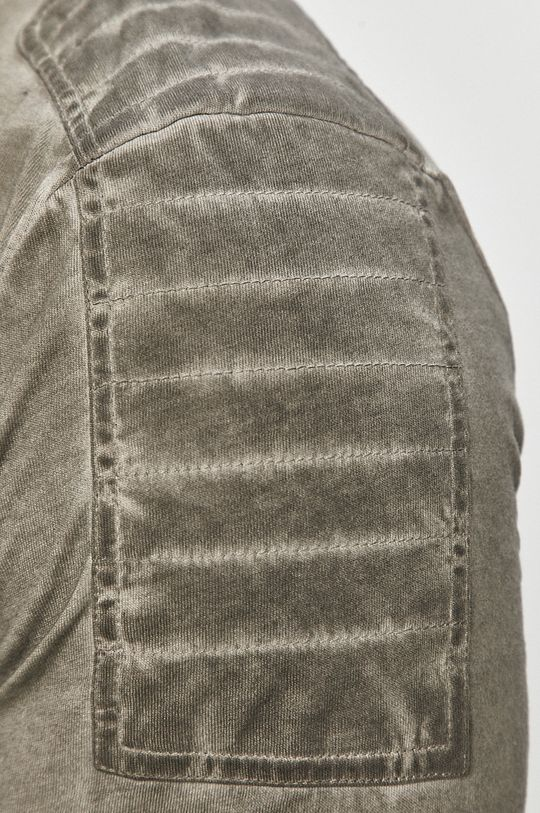 Desigual - Tričko s dlouhým rukávem Pánský