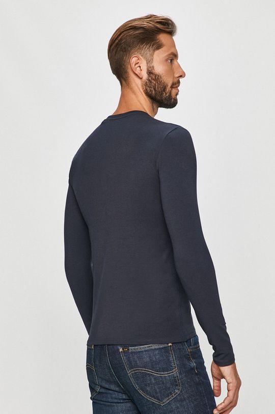 Guess Jeans - Tričko s dlouhým rukávem  77% Bavlna, 5% Elastan, 18% Viskóza