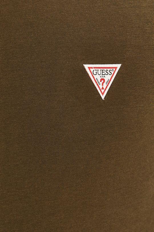 Guess Jeans - Tričko s dlouhým rukávem Pánský