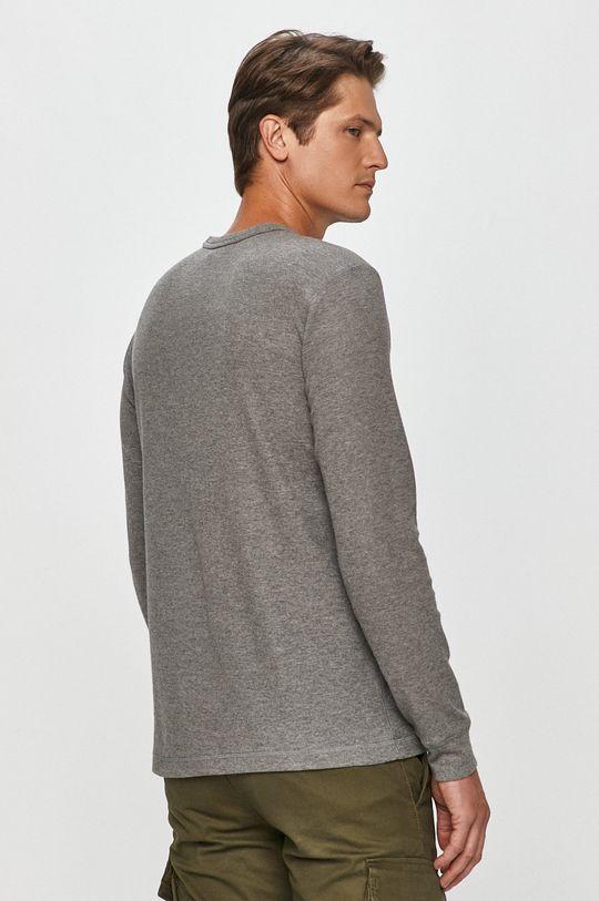 Calvin Klein - Tričko s dlouhým rukávem  100% Bavlna
