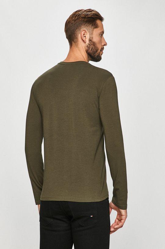 Emporio Armani - Tričko s dlouhým rukávem  95% Bavlna, 5% Elastan