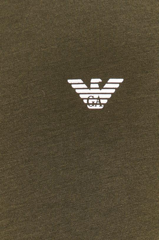 Emporio Armani - Tričko s dlouhým rukávem Pánský