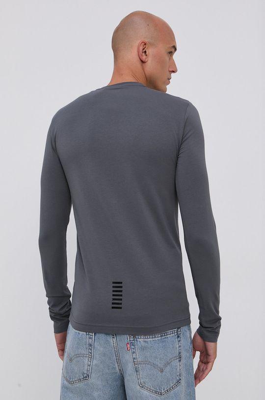 EA7 Emporio Armani - Tričko s dlouhým rukávem <p>  95% Bavlna, 5% Elastan</p>