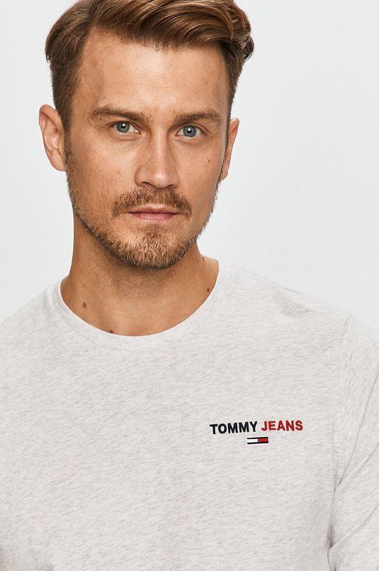 gri deschis Tommy Jeans - Longsleeve