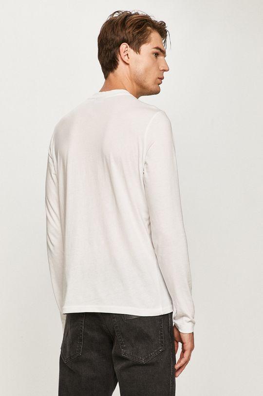 Napapijri - Tričko s dlhým rukávom  Základná látka: 100% Bavlna Elastická manžeta: 95% Bavlna, 5% Elastan