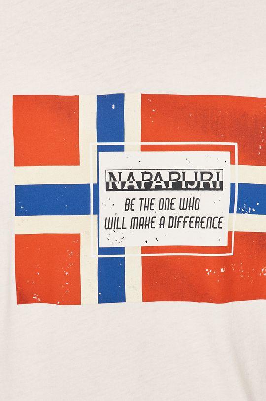Napapijri - Tričko s dlhým rukávom Pánsky