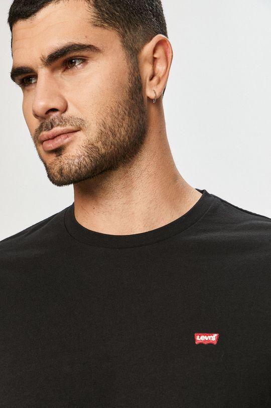černá Levi's - Tričko s dlouhým rukávem