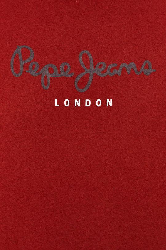 Pepe Jeans - Tričko s dlhým rukávom Eggo Pánsky
