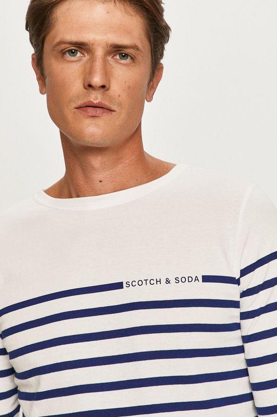smetanová Scotch & Soda - Tričko s dlouhým rukávem