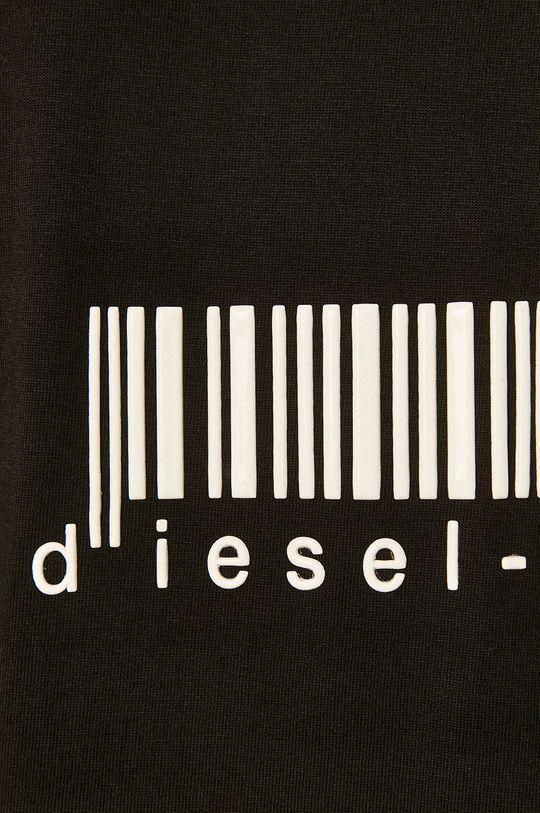 czarny Diesel - Longsleeve