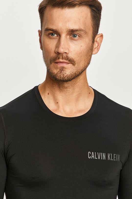 Calvin Klein Performance - Longsleeve negru