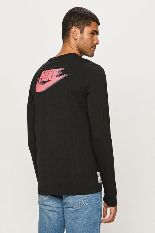 Nike Sportswear - Tričko s dlhým rukávom čierna