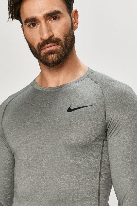 szary Nike - Longsleeve