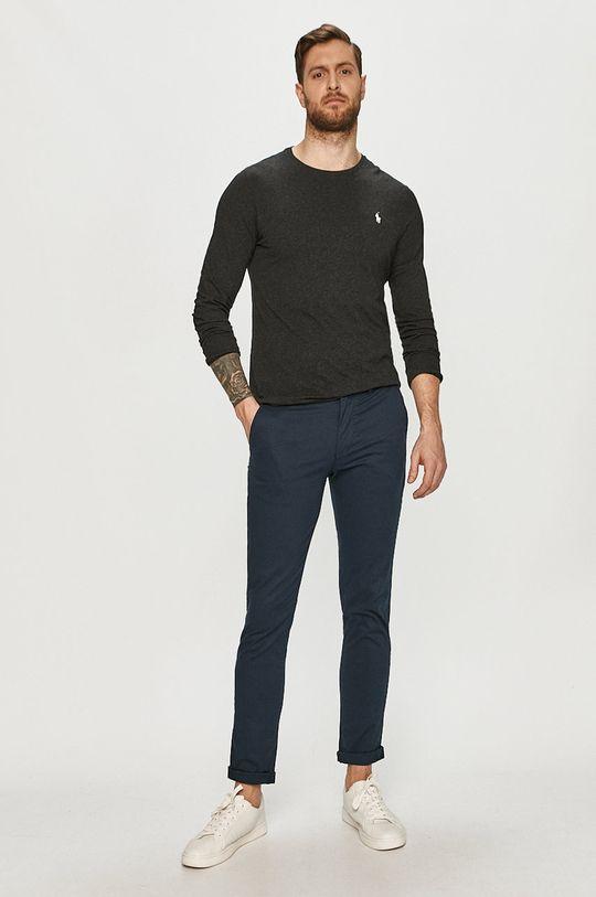 Polo Ralph Lauren - Tričko s dlouhým rukávem černá