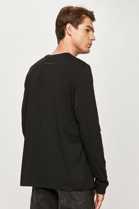 Wrangler - Tričko s dlhým rukávom  100% Bavlna