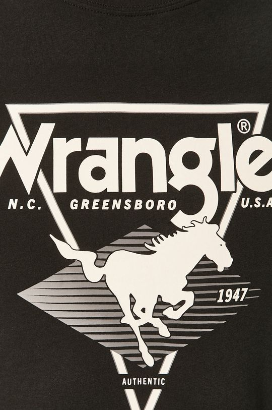 Wrangler - Tričko s dlhým rukávom Pánsky