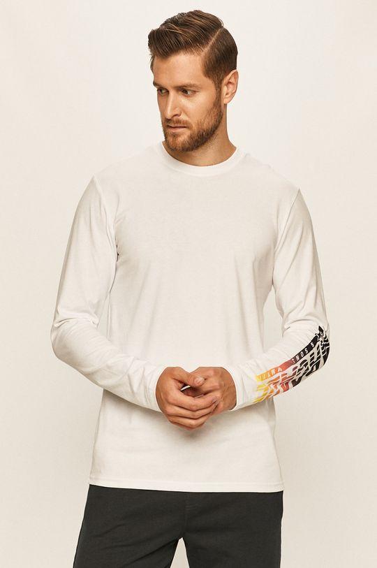 bílá Only & Sons - Tričko s dlouhým rukávem Pánský