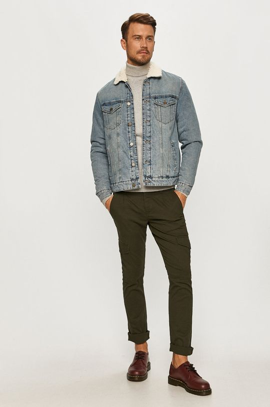 Produkt by Jack & Jones - Pulover gri deschis