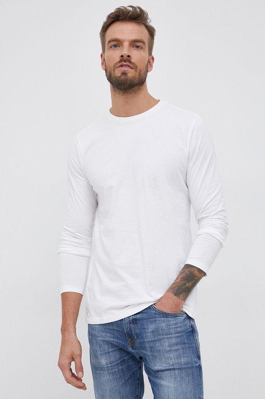 biały GAP - Longsleeve (2-pack) Męski