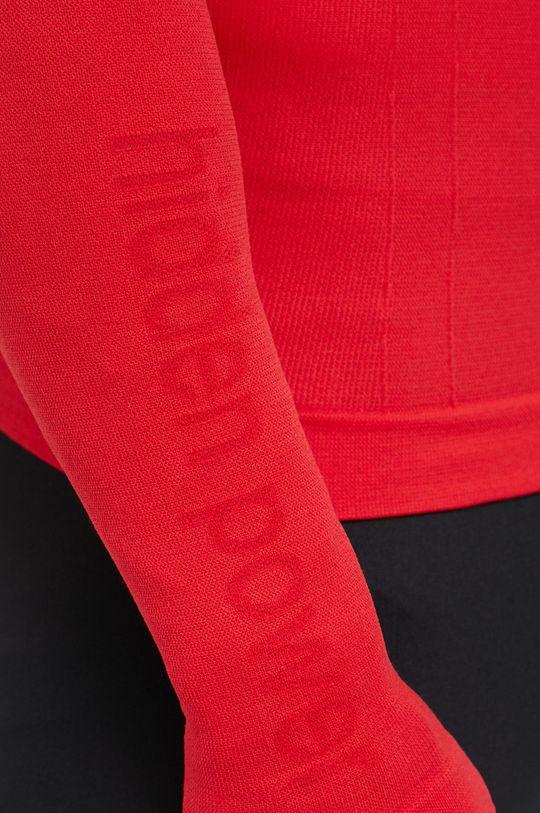 czerwony Diadora - Longsleeve