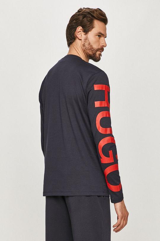 Hugo - Tričko s dlouhým rukávem  100% Bavlna