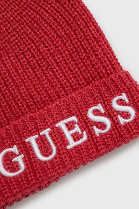 Guess Jeans - Čepice růžová