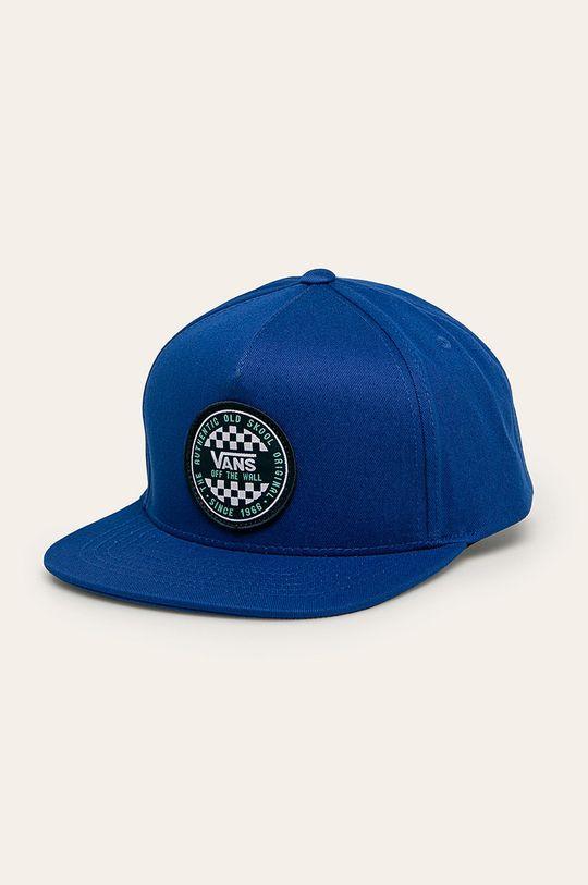 modrá Vans - Detská čiapka Chlapčenský
