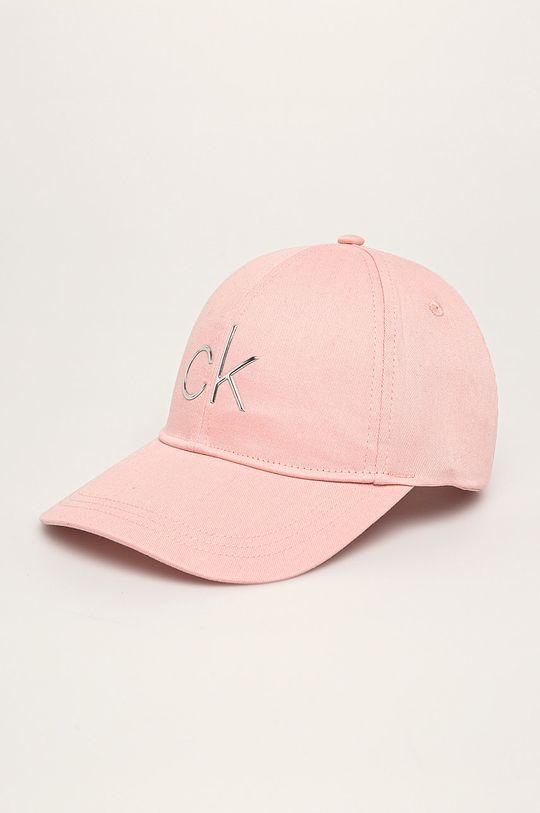 růžová Calvin Klein - Čepice Dámský