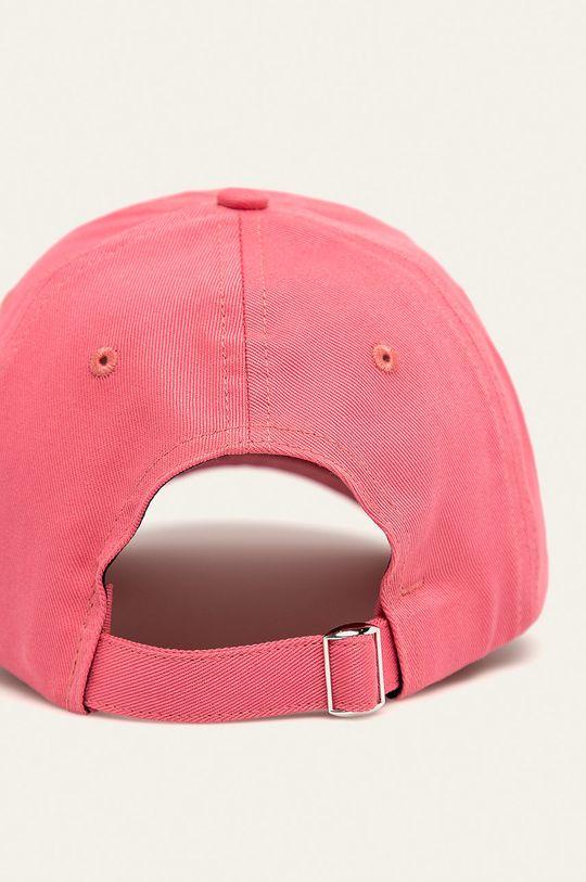 Tommy Jeans - Čepice růžová