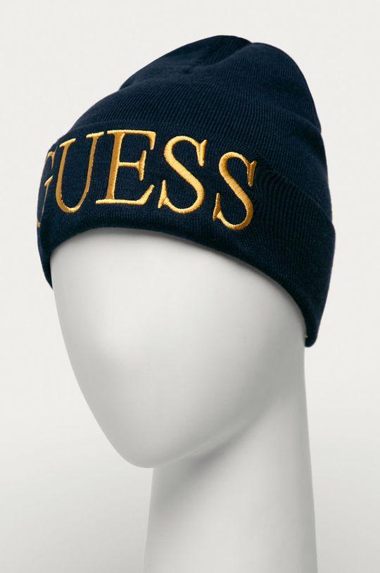 Guess Jeans - Čepice námořnická modř