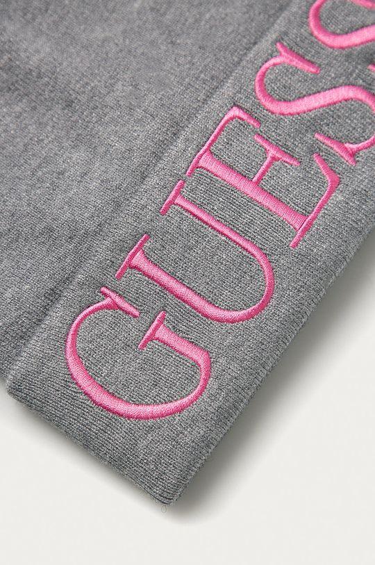 Guess Jeans - Čepice  22% Nylon, 30% Polyester, 48% Viskóza