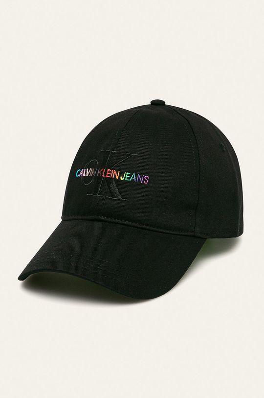 černá Calvin Klein - Čepice Dámský