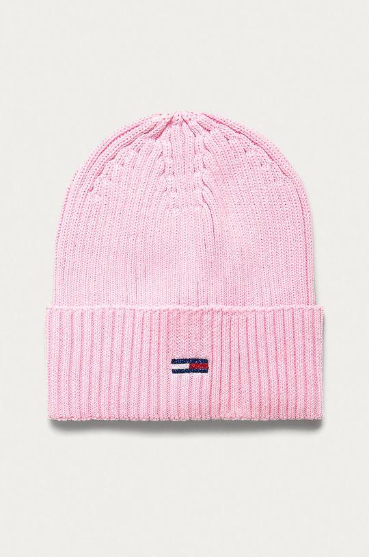 roz pastelat Tommy Jeans - Caciula De femei