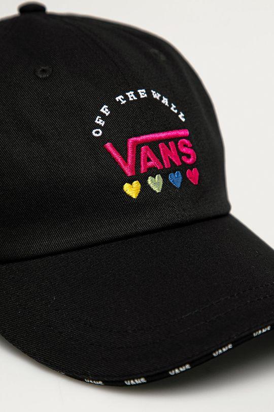Vans - Čiapka čierna