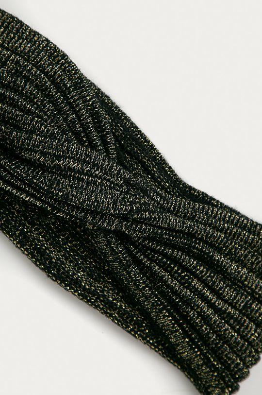 Morgan - Čelenka černá