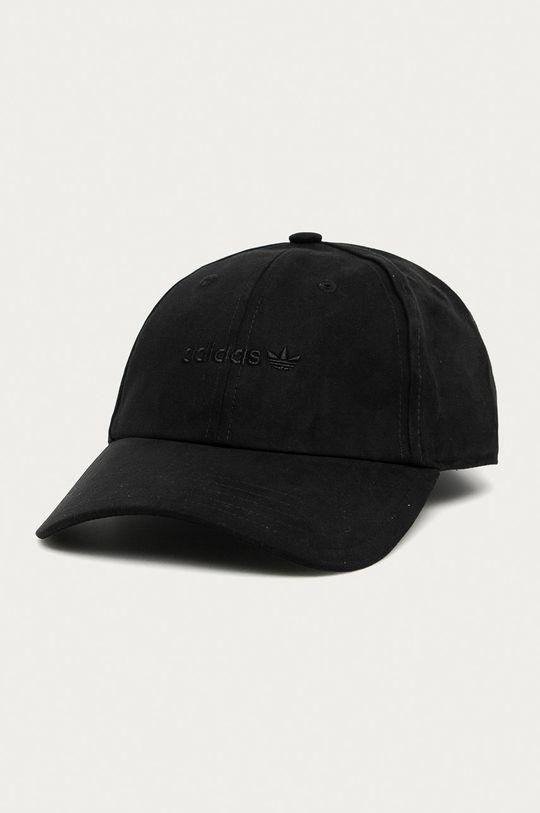 čierna adidas Originals - Čiapka Dámsky