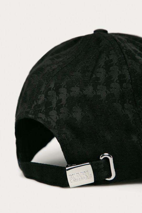 Karl Lagerfeld - Čiapka  50% Bavlna, 50% Polyester