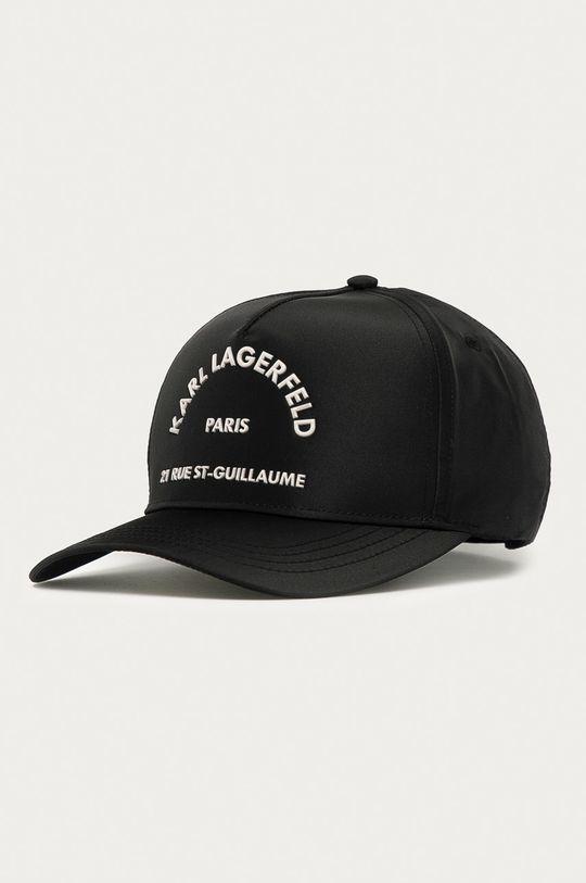 černá Karl Lagerfeld - Čepice Dámský