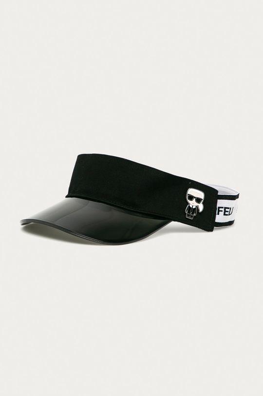 negru Karl Lagerfeld - Sapca cozoroc De femei