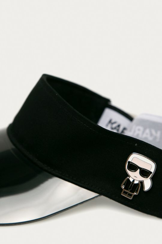 Karl Lagerfeld - Sapca cozoroc negru