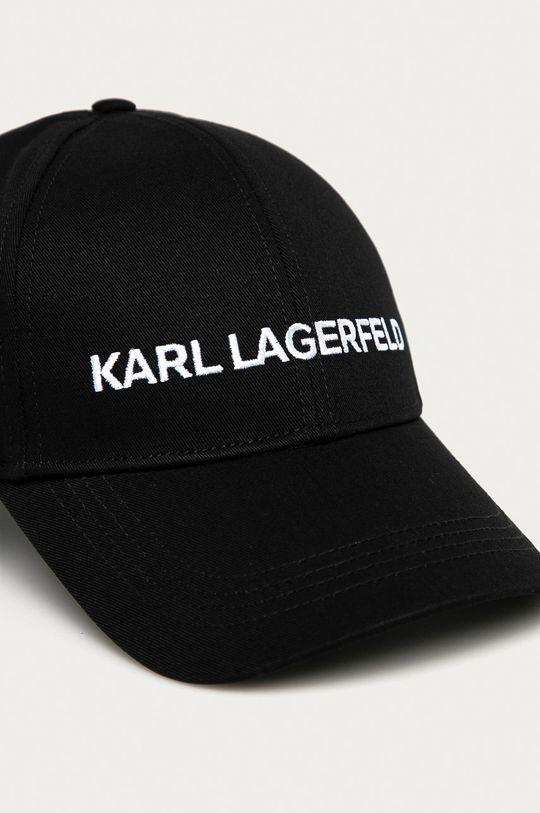 Karl Lagerfeld - Čepice  100% Bavlna