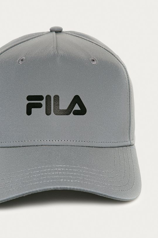 Fila - Czapka srebrny