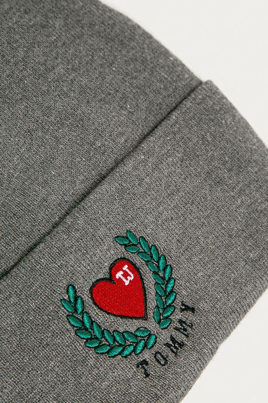 Tommy Jeans - Čiapka  50% Akryl, 50% Bavlna