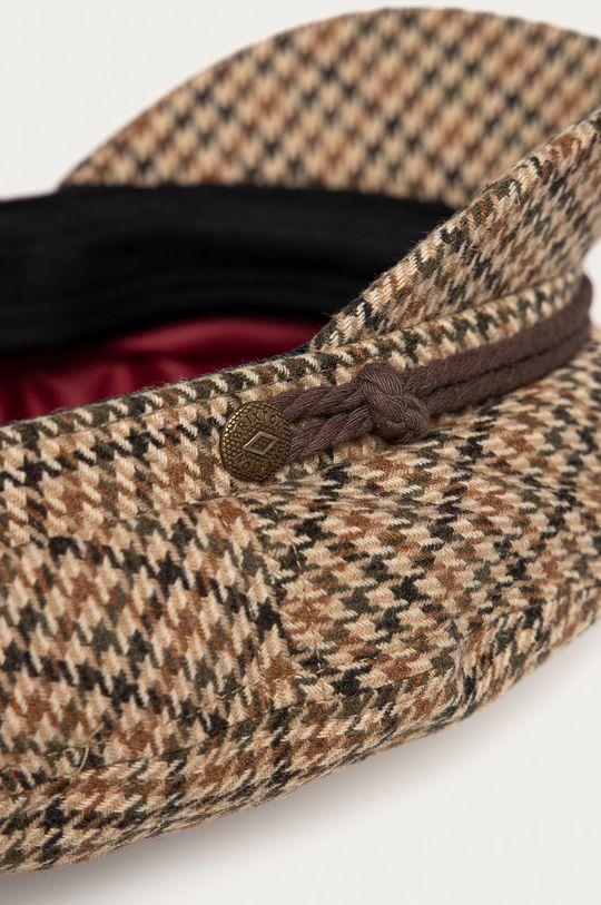 Brixton - Bekovka  Podšívka: 100% Polyester Hlavní materiál: 100% Bavlna