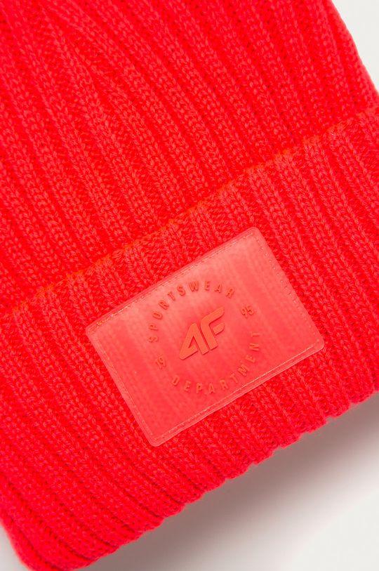 4F - Czapka 100 % Akryl