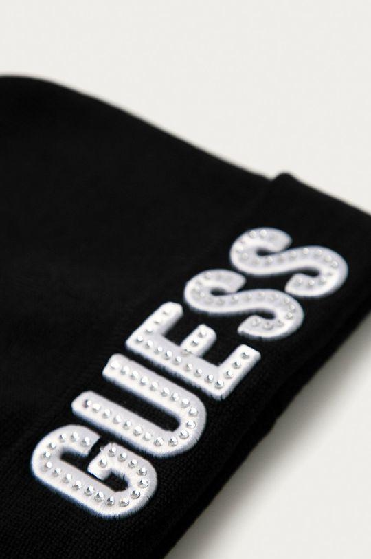 Guess Jeans - Czapka dziecięca 48 % Akryl, 52 % Wiskoza