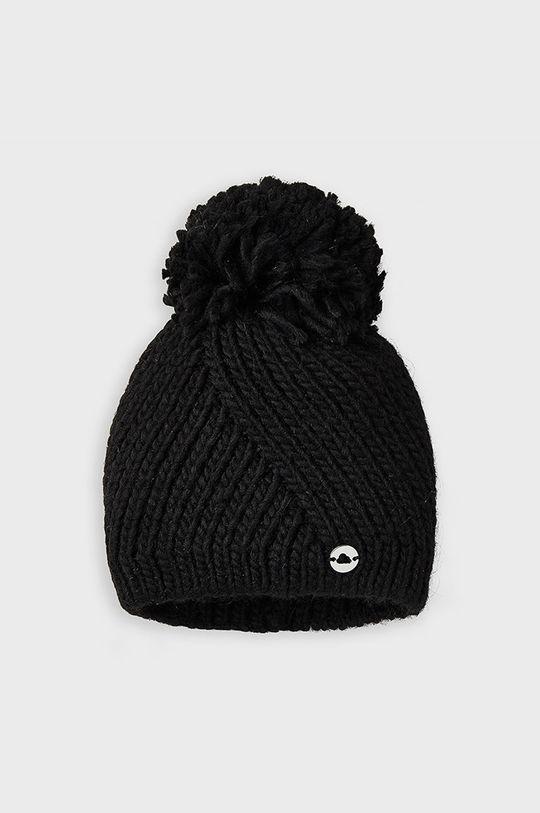 čierna Mayoral - Detská čiapka Dievčenský
