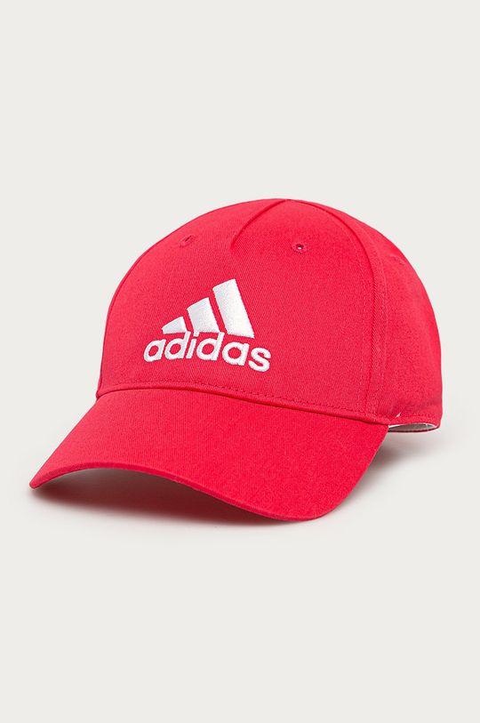 sýto ružová adidas Performance - Detská čiapka Dievčenský