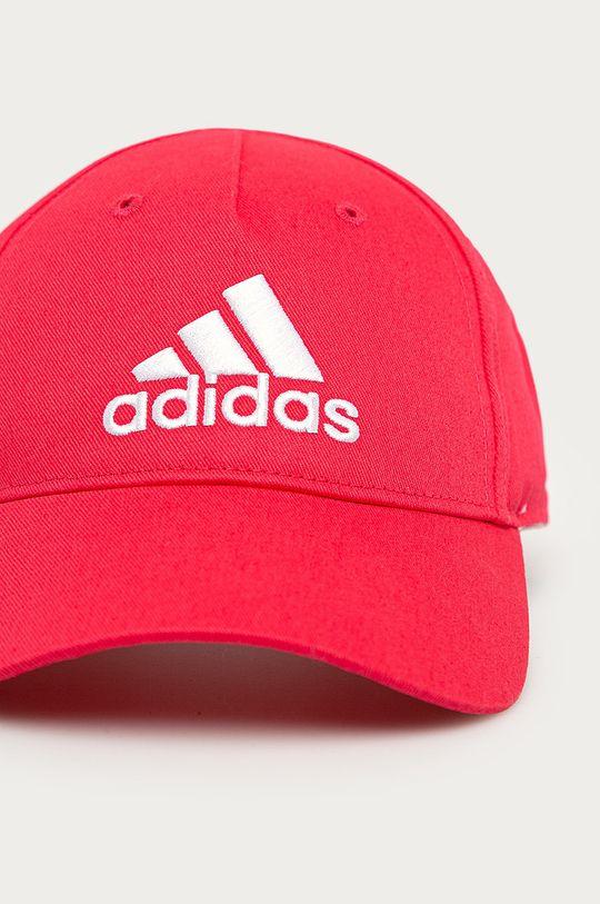 adidas Performance - Detská čiapka sýto ružová