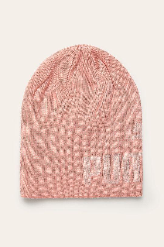 růžová Puma - Dětska čepice Dívčí